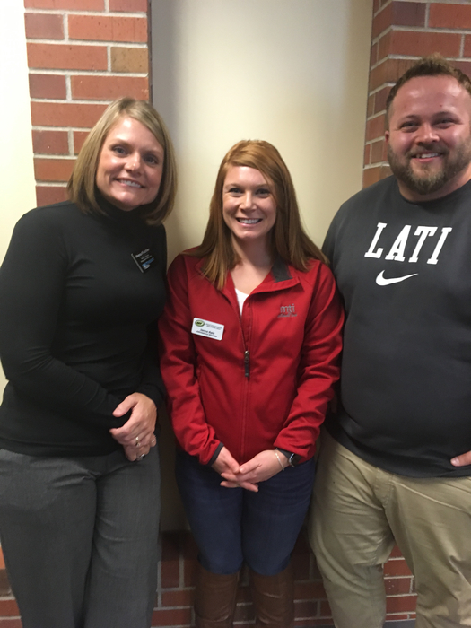 Meet your reps at STI, MTI and LATI!