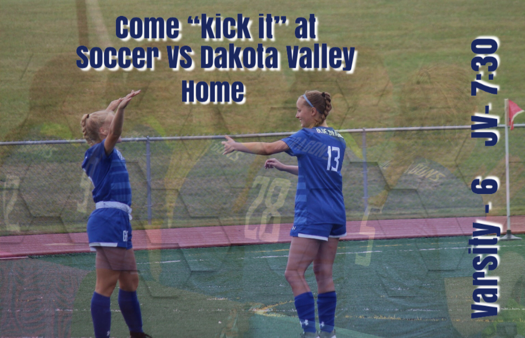Soccer vs Dakota Valley