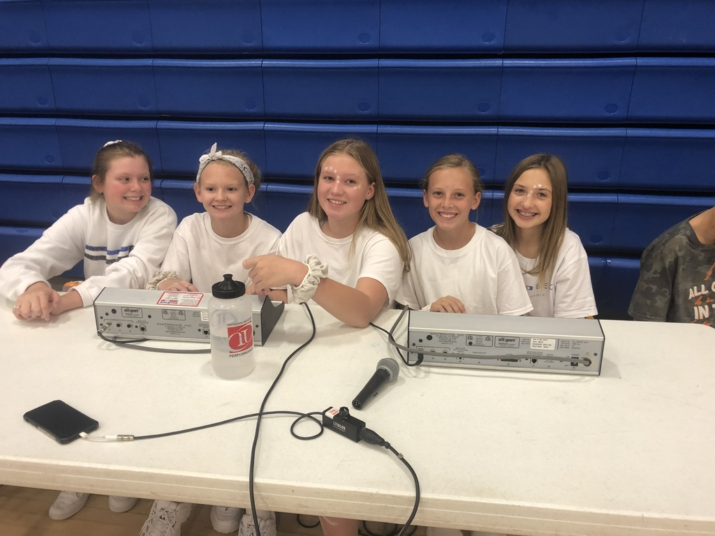 Scorekeepers thank you!!