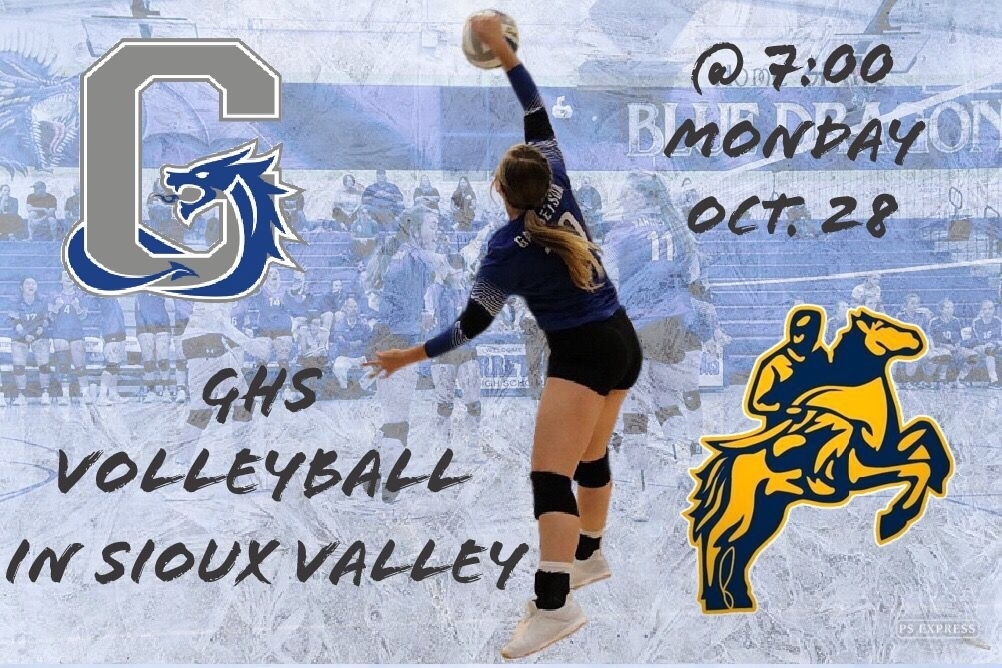 Volleyball at Sioux Valley