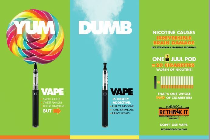Vape is Dumb