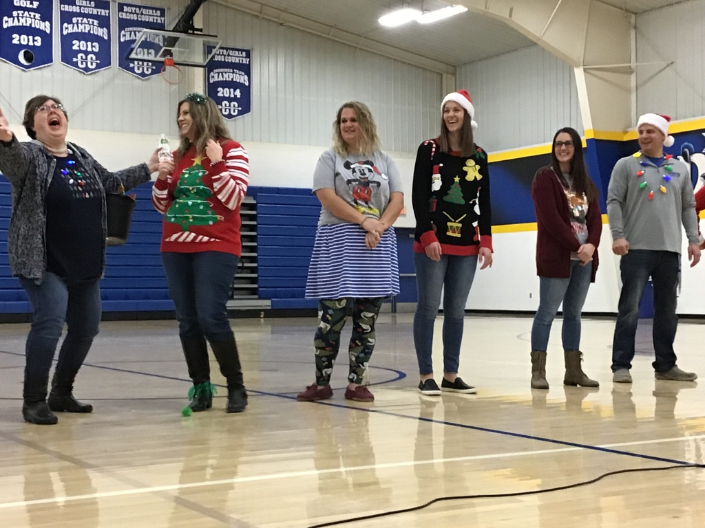 12 days of elementary christmas