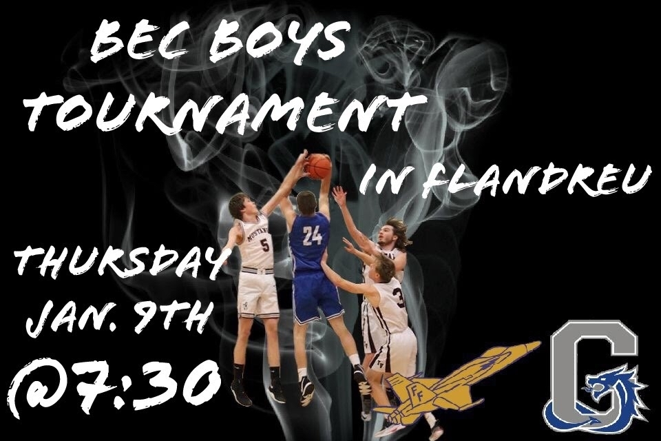 BEC Tournament tonight